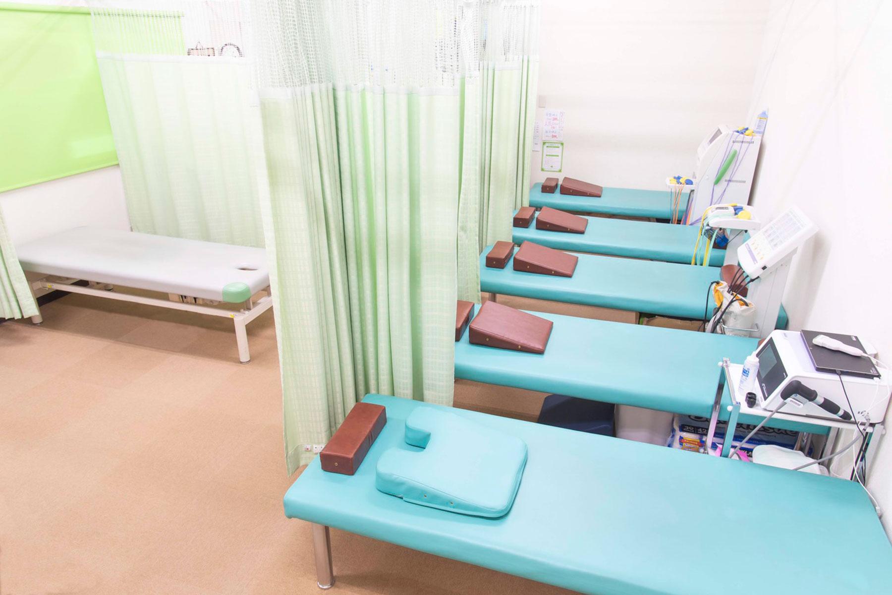なかしま鍼灸整骨院 院内写真