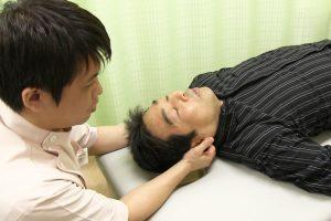3. 痛くない!むち打ち、頭痛改善療法などの手技に絶対的な自信があります。